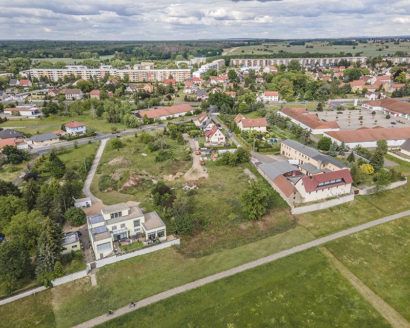 Luftaufnahmen Immobilien